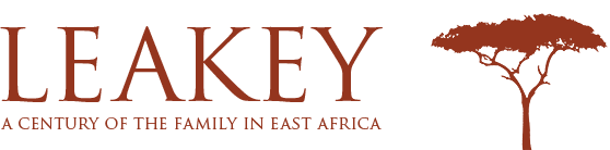 The Leakey Family in Africa - paleonlology, archaeology, paleoanthropology, prehistory, wildlife and conservation.